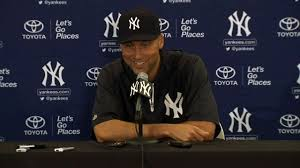 yankees captain derek jeter discusses decision to retire at end of