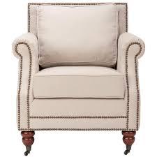 safavieh falcon robins egg cotton blend arm chair mcr4544b