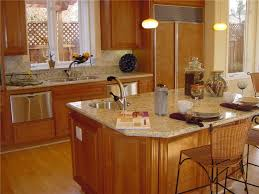 charming small kitchen islands with seating and storage also