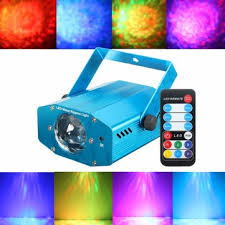 sound activated dj lights mini led laser projector auto sound activated dj party ktv xmas