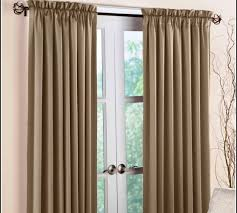 showy eclipse kendall blackout ivory curtain home depot eclipse