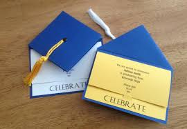 Make Your Own Invitation Card Custom Graduation Party Invitations Iidaemilia Com