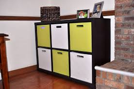 furniture simple oak wood kids storage for toys with white toy
