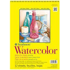 strathmore 300 series 140lb watercolor paper pads jerry u0027s artarama
