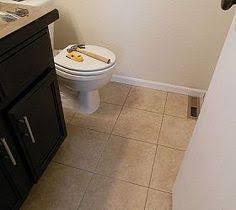 Inexpensive Bathroom Flooring by Peel And Stick Plank Flooring Ex And Inexpensive Flooring