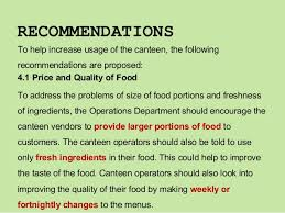 report writing conclusions u0026 recommendations sections