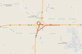 Indiana Road Conditions Map Ramp Closures Coming To I 64 I 69 Interchange