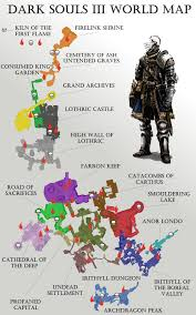 Dark Souls 2 Map Campaign Map Npcs Quests Dark Souls Discussion Steamforged