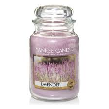 martini lavender yankee candle large jar candle lavender amazon co uk kitchen u0026 home