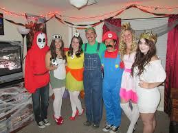 Princess Peach Halloween Costumes 100 Princess Group Halloween Costumes Mario Princess