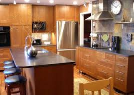 timber kitchen designs modern stained timber kitchen wishful living quarters