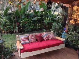 patio furniture patio swing and best with canopy converting