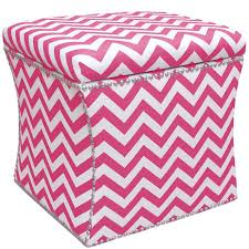 impressive pink storage ottoman pink ottoman browse and shop for