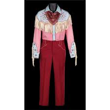 michael j fox u201cmarty mcfly u201d 1950s cowboy costume from back to the