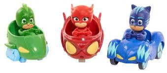 pj masks mini vehicle catboy play toys kids ages