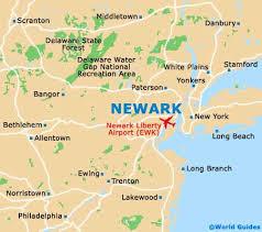 newark map map of newark liberty airport ewr orientation and maps for ewk