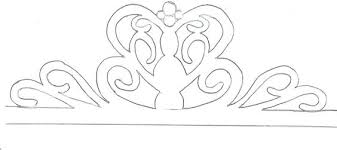 template stencil for chocolate decorations שבלונות pinterest