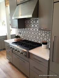 what color backsplash with gray cabinets remodelaholic 40 beautiful kitchens with gray kitchen cabinets