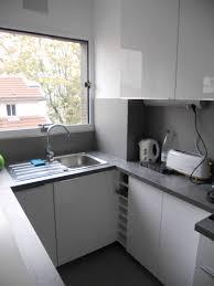 ikea plan cuisine sur mesure cuisine avec plan de travail galerie et ikea plan de travail