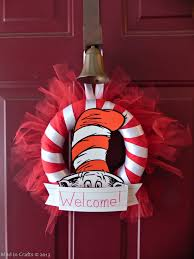 Cat In The Hat Party Decorations Homemade Dr Seuss Party Decorations
