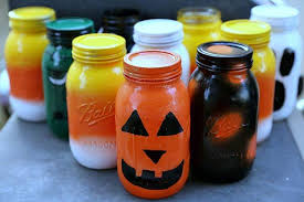 Mason Jar Candle Ideas 44 Creepiest And Wicked Mason Jar Halloween Décor Ideas For The
