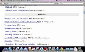 Used Car Sales Billings Mt by Craigslist Butte Montana Used Cars Private Used Cars For Sale By