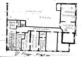 Police Station Floor Plan Historic Joplin Joplin Police Station
