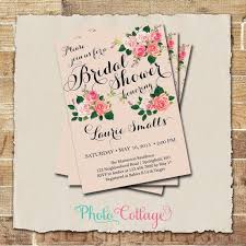 brunch invites bridal shower invitation rustic bridal brunch invitation