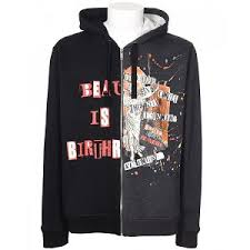 cost effective rick owens embroidered sweatshirt fashion cheap