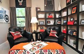harley davidson bedroom decor home design garage decorating ideas