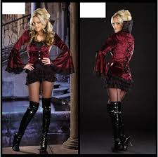 Classic Halloween Costumes Men Free Ship Classic Halloween Costumes Women Men Vampire