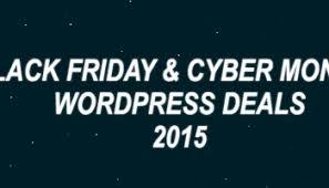 best black friday deals updating wordpress black friday u0026 cyber monday deals u0026 discounts 2016