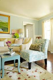 Country French Area Rugs French Country Cottage Living Room Very Beautiful Love The Blues