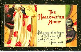 happy halloween wishes images cartoons cards