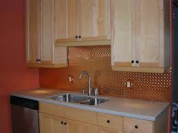 copper backsplash tiles for kitchen home decoration ideas