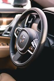 volvo steering wheel this 2017 volvo s90 turned more heads than a supercar clavey u0027s
