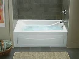 Ra Materials Comfort Tx K 1224 Ra Mariposa 5 5 Foot Whirlpool With Apron And Right Drain