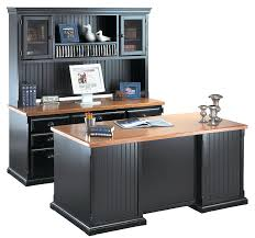 Black Home Office Furniture Oynx Black Office Furniture