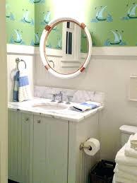 nautical mirror bathroom nautical bathroom mirror smugglersmusic com