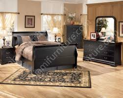 Bedroom Furniture Sets Black Greensburg Bedroom Set Item Series B671 Ogle Furniture Ashley