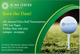 Las Vegas Blind Center 6th Annual Glow In The Dark Golf Tournament Tpc Las Vegas 12