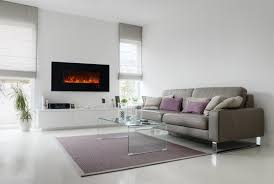 Recessed Electric Fireplace Clx Series Electric Fireplaces Modern Flames