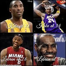 Kobe Memes - nba memes on twitter lebron james vs kobe bryant http t co
