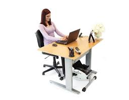 exercising desk footrests desk footrest