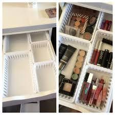 ikea makeup organizer dashing design ideas for ikea makeup organizer come with white