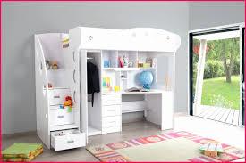 chambre mezzanine enfant lit bureau enfant inspirant mezzanine enfant lit avec bureau et