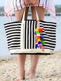 Beach Basket Jadetribe Valerie St Jean Multi Tassel Tote Amandamills