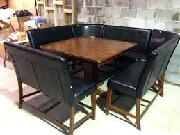 booth dining room set fanciful sets corner 3 rinkside org