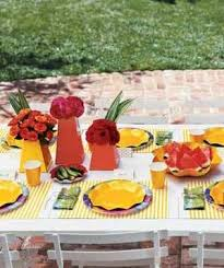 Beautiful Table Settings Beautiful Table Settings Real Simple
