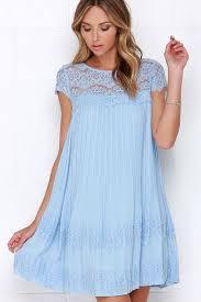 light blue shift dress darling demi dress light blue dress shift dress lace dress